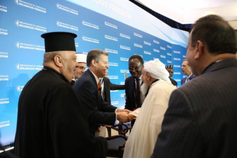 US, at least 17 countries to launch first-ever International Religious Freedom Alliance