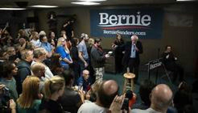 Poll: Capitalism trounces socialism — but Sanders beats Trump