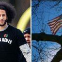 Stirring 'Ragged Old Flag' Super Bowl Commercial Labeled a 'Slap in the Face' to Kaepernick