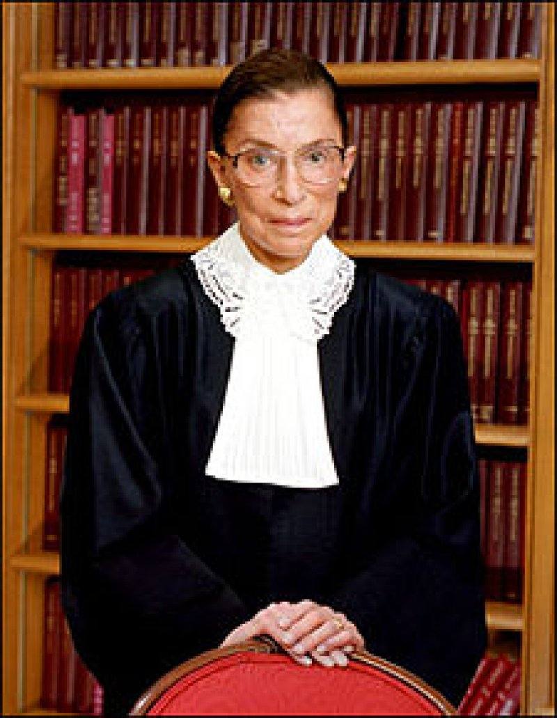 """""""A Judge Would Be Disqualified"""": Justice Ginsburg Again Wades Into Political Controversies In Interview"""