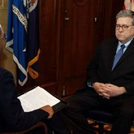 Barr blasts Trump's tweets on Stone case: 'Impossible for me to do my job': ABC News Exclusive