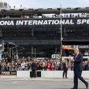 Trump, Melania rev up Daytona 500 ahead of race