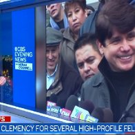 Trump grants clemency to 11 convicts, including Rod Blagojevich and Bernard Kerik