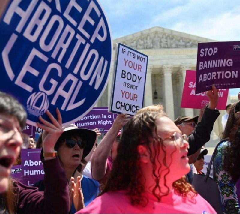 Mississippi's six-week abortion ban struck down