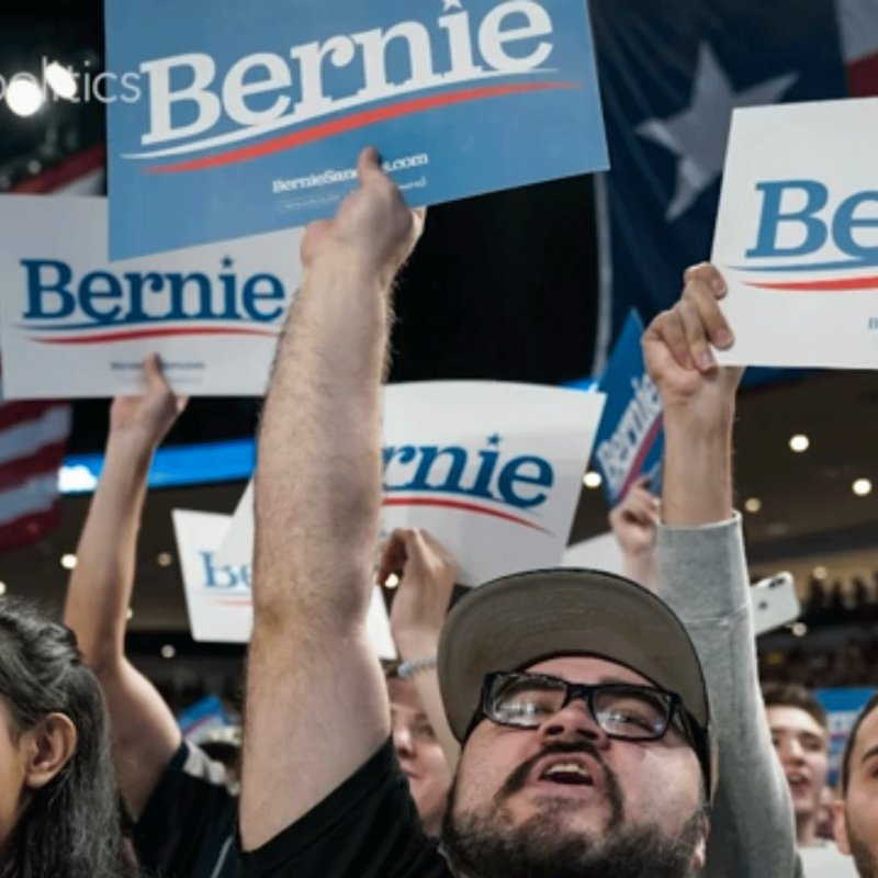 These are the democratic socialists backing Bernie Sanders