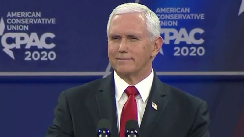 Left's outrage on Pence leading coronavirus response is latest example of religious intolerance