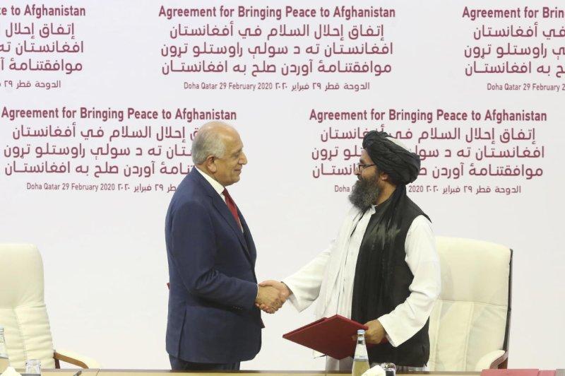 U.S., Taliban sign deal aimed at ending war in Afghanistan
