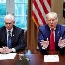 Trump repeatedly misunderstands health officials advising him about coronavirus