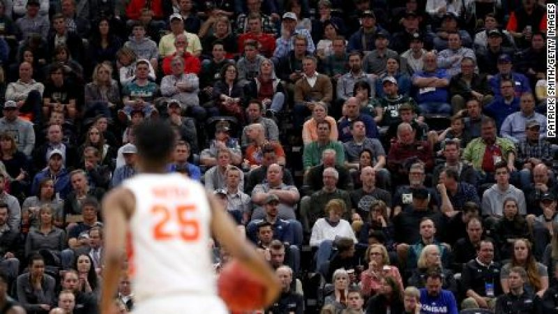 NCAA Men's Basketball Tournament Will Take Place Without Fans