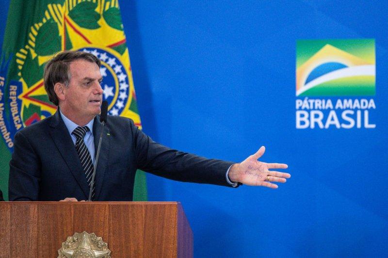 "Bolsonaro's ""Fuck You"" Coup"