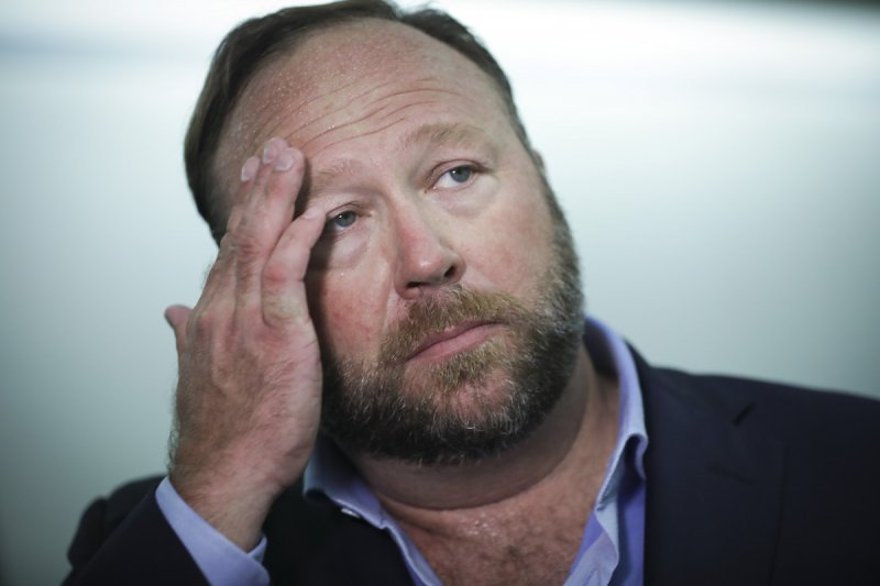 NY Attorney General Orders Alex Jones to Stop Selling His Coronavirus-Fighting Toothpaste