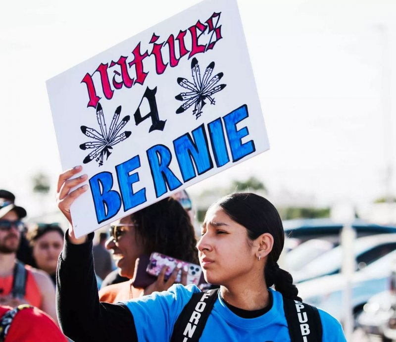 Why No One Is Talking About The native American Vote In 2020