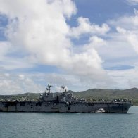 USS Boxer Sailor Tests 'Presumptive Positive' for Coronavirus, First Case Found on a Ship's Crew