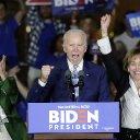 Biden tests role as empathetic answer to Trump during coronavirus crisis