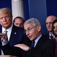Dr. Fauci: President Not Responsible For Delayed COVID-19 Testing. Trump: Biden Should Apologize.