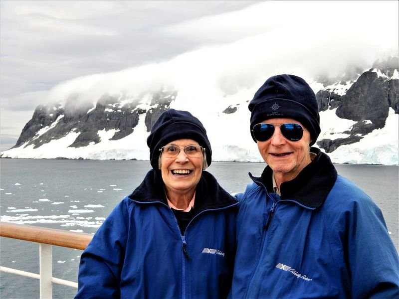 Nightmare at sea: Cruise line forces elderly tourists to get off halfway across the globe.