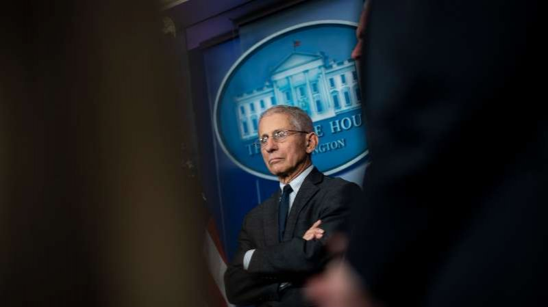 Trump Has Given Unusual Leeway to Fauci, but Aides Say He's Losing His Patience