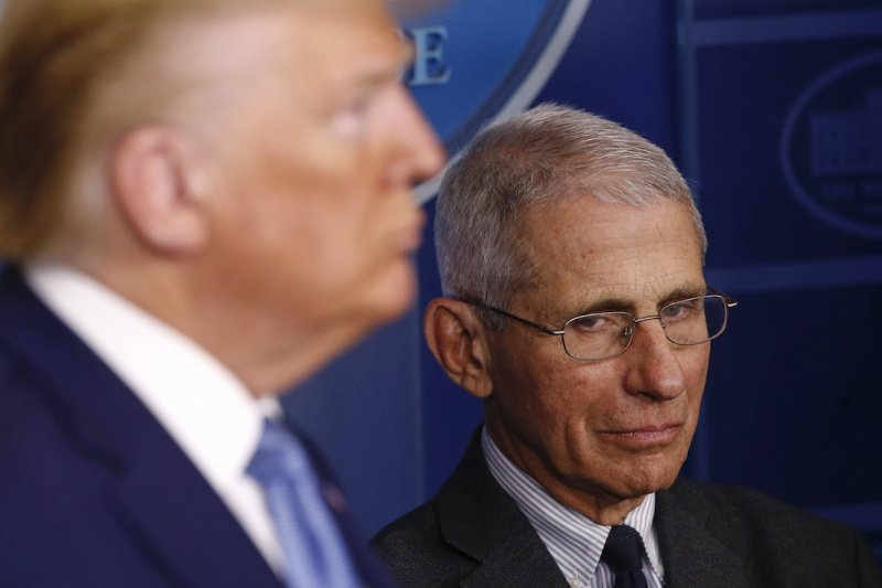 Fauci Tells Sunday News Show That He Thinks Millions Of Americans Will Get The Virus And Between 100 -200 Thousand Will Die