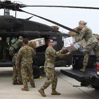 As Navajo Nation enforces coronavirus curfew, Arizona sends in the National Guard