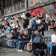 No lockdown in Sweden but Stockholm could see 'herd immunity' in weeks