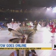 Gathering of Nations virtual pow wow begins