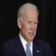 Joe Biden Speaks on Covid-19