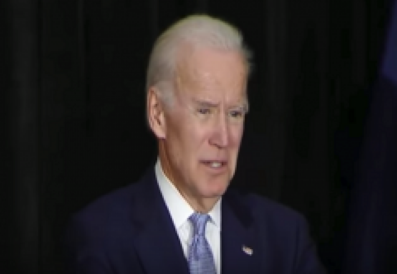 Joe Biden Speaks on Covid-19
