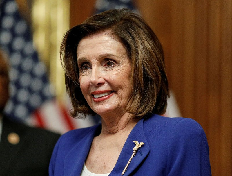 Pelosi says she remains 'satisfied' with Biden's response to sexual assault allegation, praises his 'integrity'