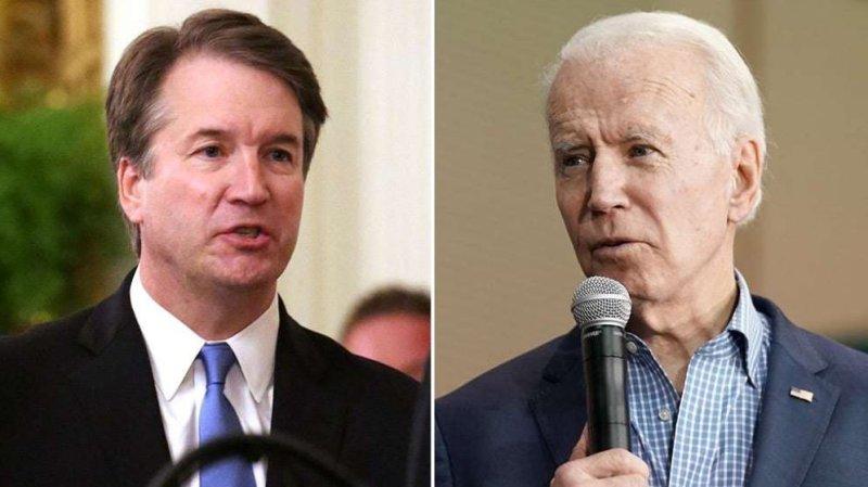 Democrats accused of double standard on Biden, Kavanaugh