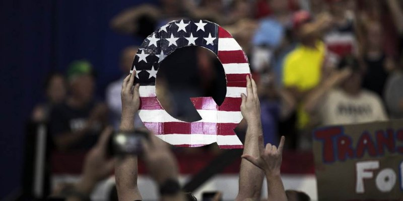 Facebook removes some QAnon pages, citing inauthentic behavior