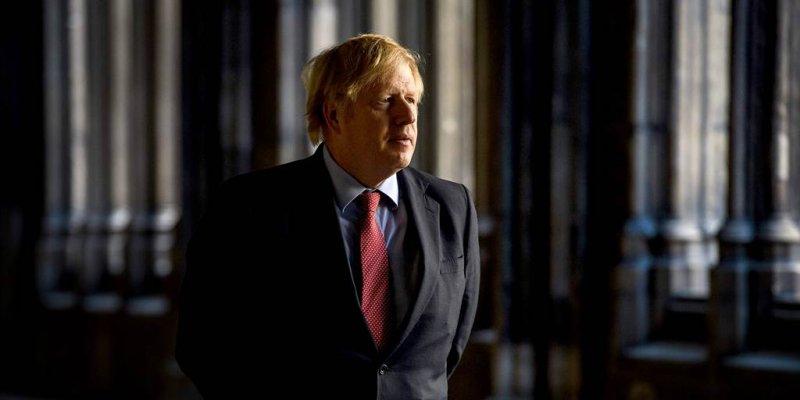 U.K.'s Boris Johnson unveils 'conditional' easing of lockdown