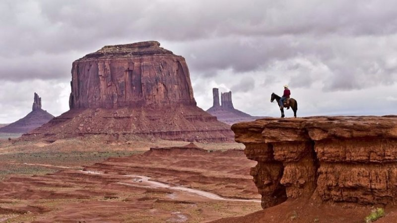Navajo Nation reports more coronavirus cases per capita than any US state