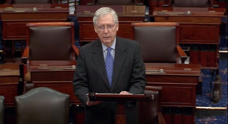 Sen. Mitch McConnell Looks To Undermine Efforts to Protect Americans From Secret FBI Surveillance - Reason.com