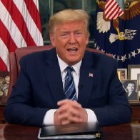 Breaking News :President Trump addresses the Nation about a covert hostage rescue