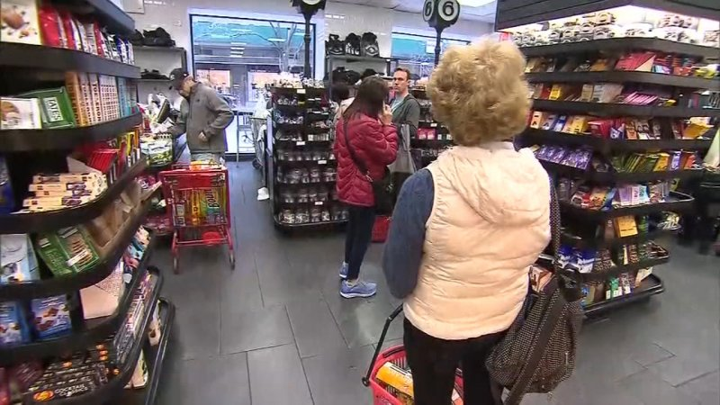 Grocery prices reach 50-year high amid pandemic