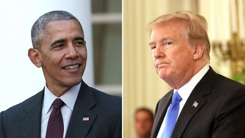 Obama would beat Trump in head-to-head match-up: poll