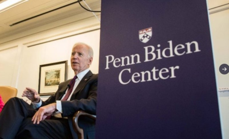 Complaint Filed Against University of Pennsylvania and Biden Center for Undisclosed China Mega-Donations