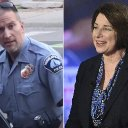 Amy Klobuchar previously declined to prosecute Derek Chauvin