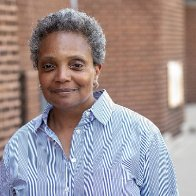Chicago Mayor Lori Lightfoot Says 'F U' To Trump For 'Looting' Tweet