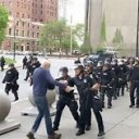 Cops Who Shove And Injure 75 year old man are suspended