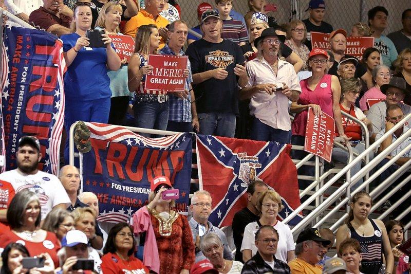Lincoln Project Calls Trump 'Confederacy's Second President'