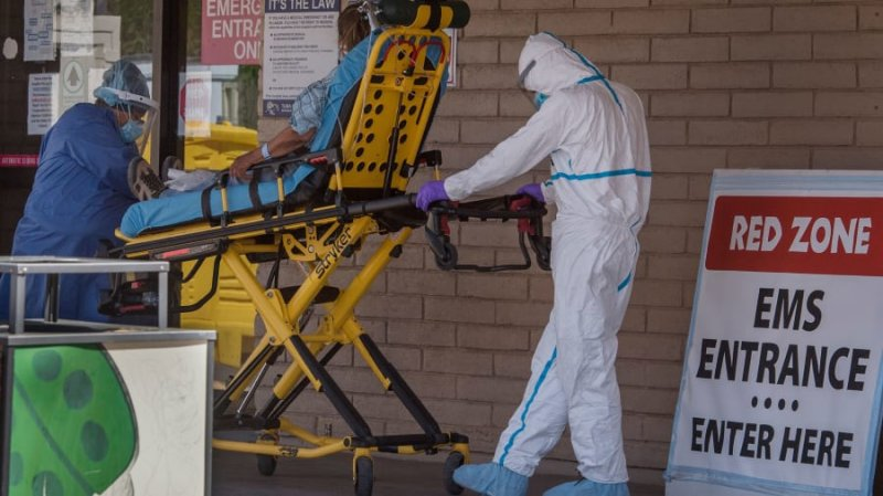 Arizona coronavirus cases nearly double since Memorial Day as state nears hospital capacity