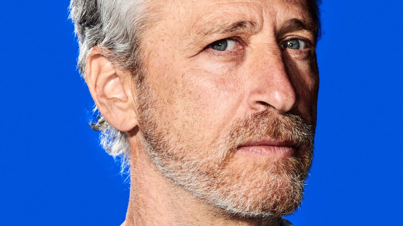 Jon Stewart Is Back to Weigh In - The New York Times