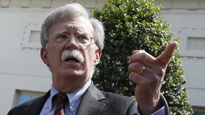 Bolton claims Trump called for 'scumbag' journalists to be 'executed'