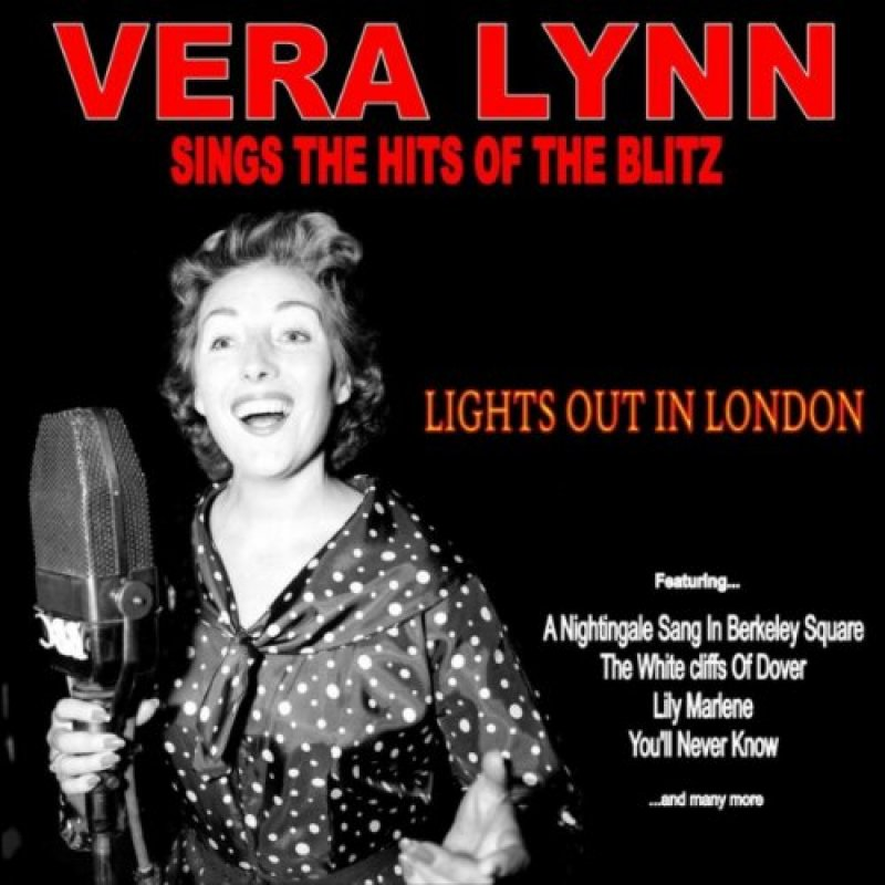Vera Lynn, Singer Whose Songs Bolstered British Morale During WW2, Dies At Age 103