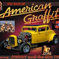 American Graffiti 1973 - Music Video (with cars!): Johnny B. Goode