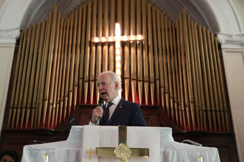 Trump allies see a mounting threat: Biden's rising evangelical support - POLITICO