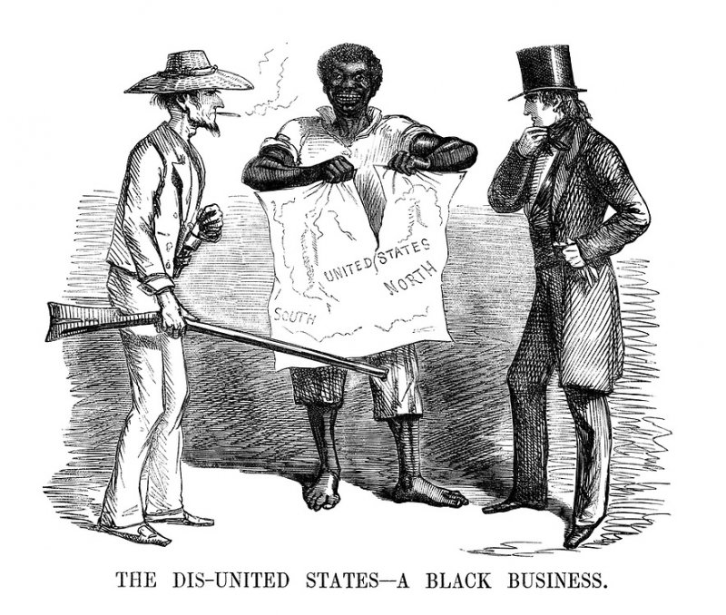 What Caused the Civil War: Slavery and More - History