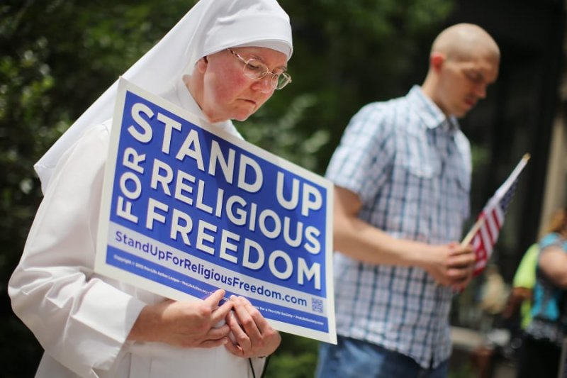 The True Extent of Religious Liberty in America, Explained - The French Press