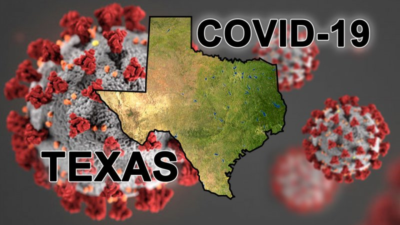 Texas Floundering With Virus